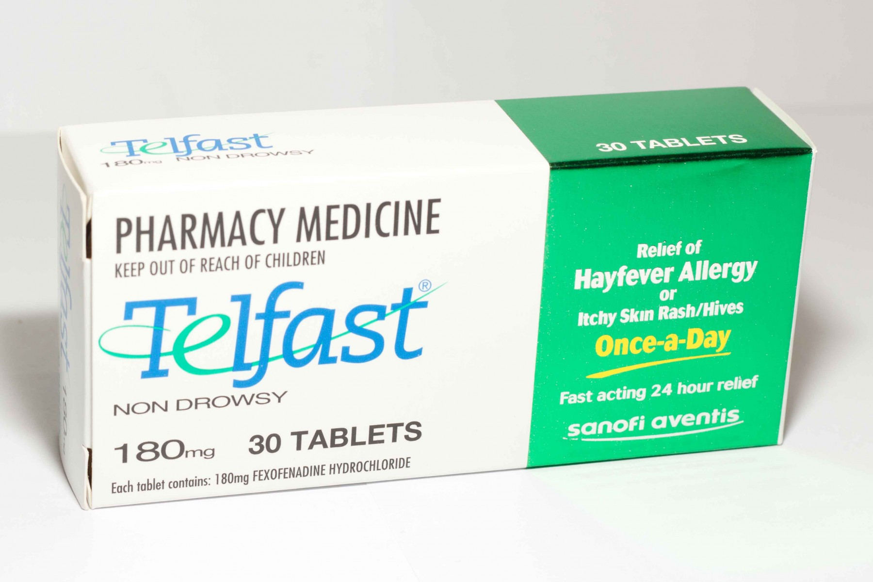 Telfast 60 mg dosage