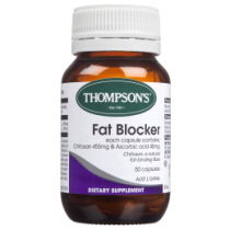 THOMPSON'S FAT BLOCKER 120 CAPSULES