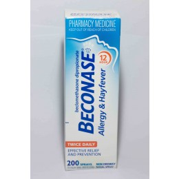 BECONASE HAYFEVER 200 SPRAYS
