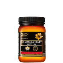 Go Healthy MANUKA  HONEY UMF 16+ (MGO 570+) 500GM