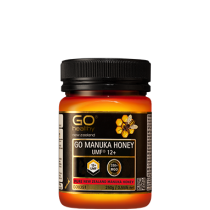 Go Healthy MANUKA  HONEY UMF 12+ (MGO 350+) 250GM